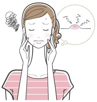 Acne hormonale