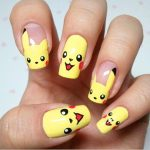 Le nail art Pokemon : La tendance du moment