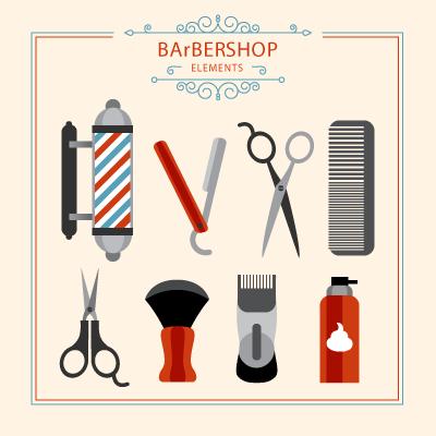 Produits pour entretien barbe